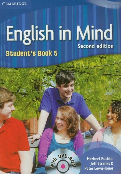 Гдз english in mind students book 2
