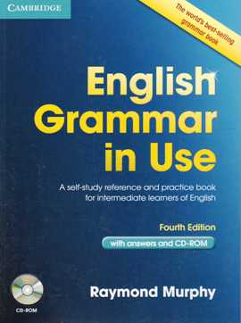 English Grammar In Use (4th Edition) with Answers and CD ROM