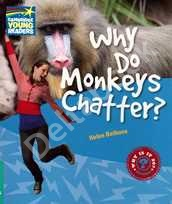 Why Do Monkeys Chatter?