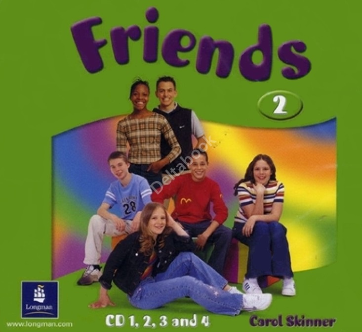 Friends 2 Audio CDs  Аудиодиски