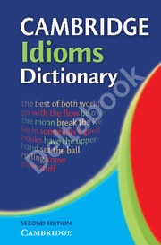 Cambridge Idioms Dictionary Hardback (2nd Edition)