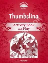 Thumbelina Activity Book and Play