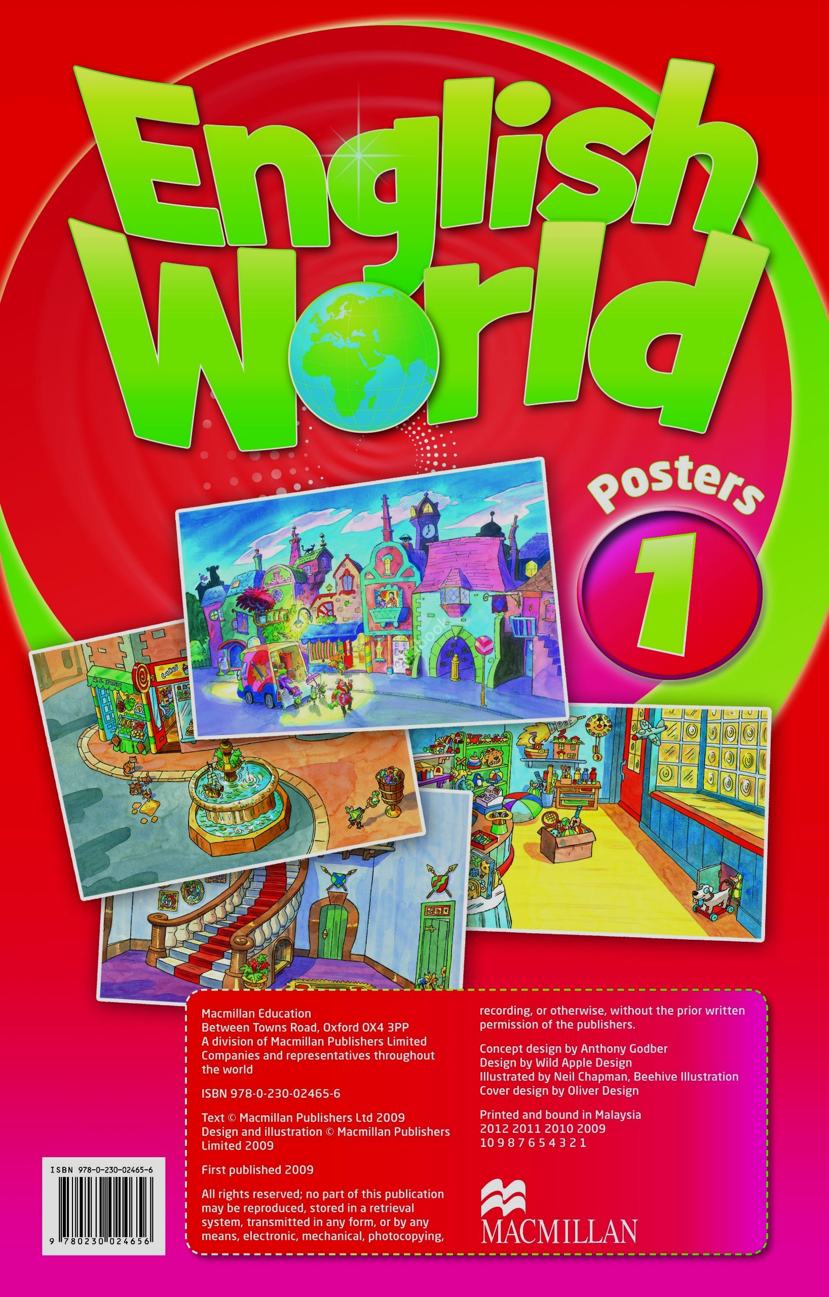 English World 1 Posters  Плакаты