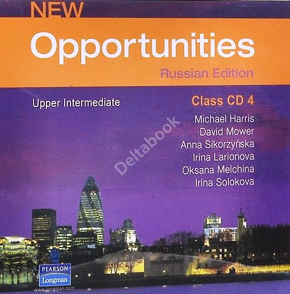 New Opportunities Upper-Intermediate Class CD   Аудио диск