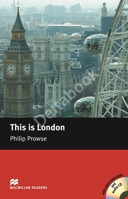 This Is London + Audio CD