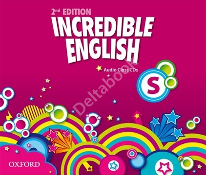 Incredible English (Second Edition) Starter Audio Class CDs  Аудиодиски