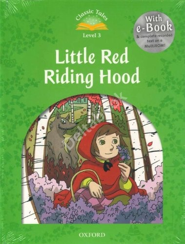Little Red Riding Hood e-Book + Audio
