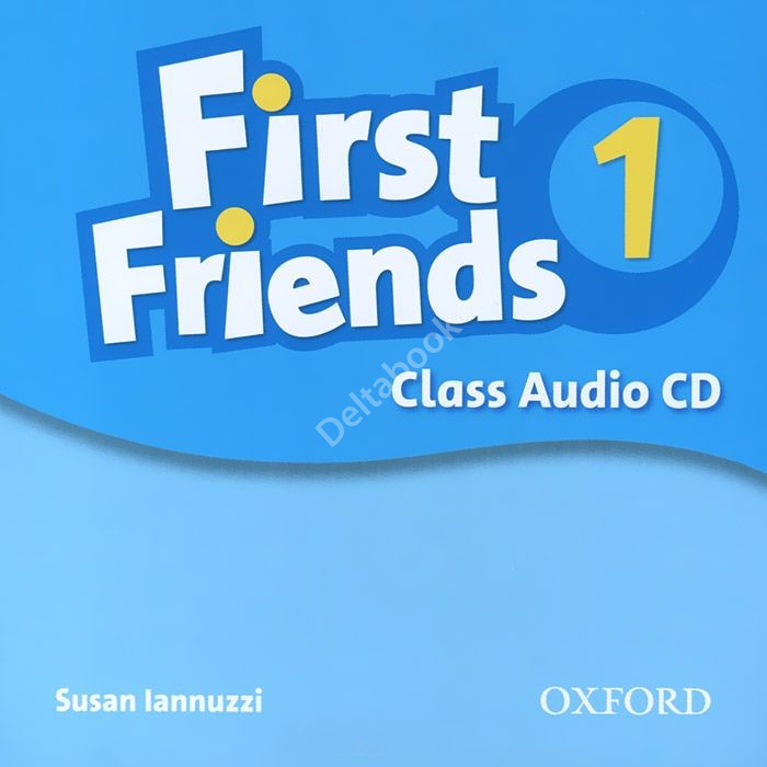 First Friends 1 Class CD  Аудиодиск