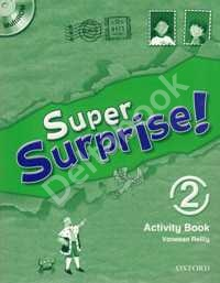 Super Surprise! 2 Activity Book & Multirom Pack   Рабочая тетрадь + MultiRom