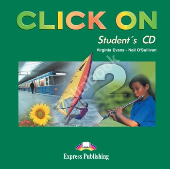 Click On 2 Student's Audio CD  Аудио CD для работы дома