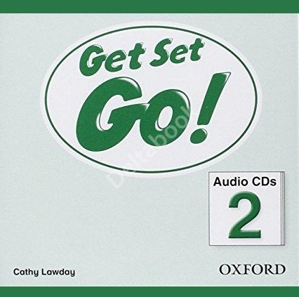 Get Set Go! 2 Audio CDs  Аудиодиски