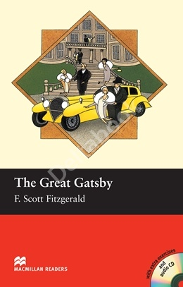 The Great Gatsby + Audio CD