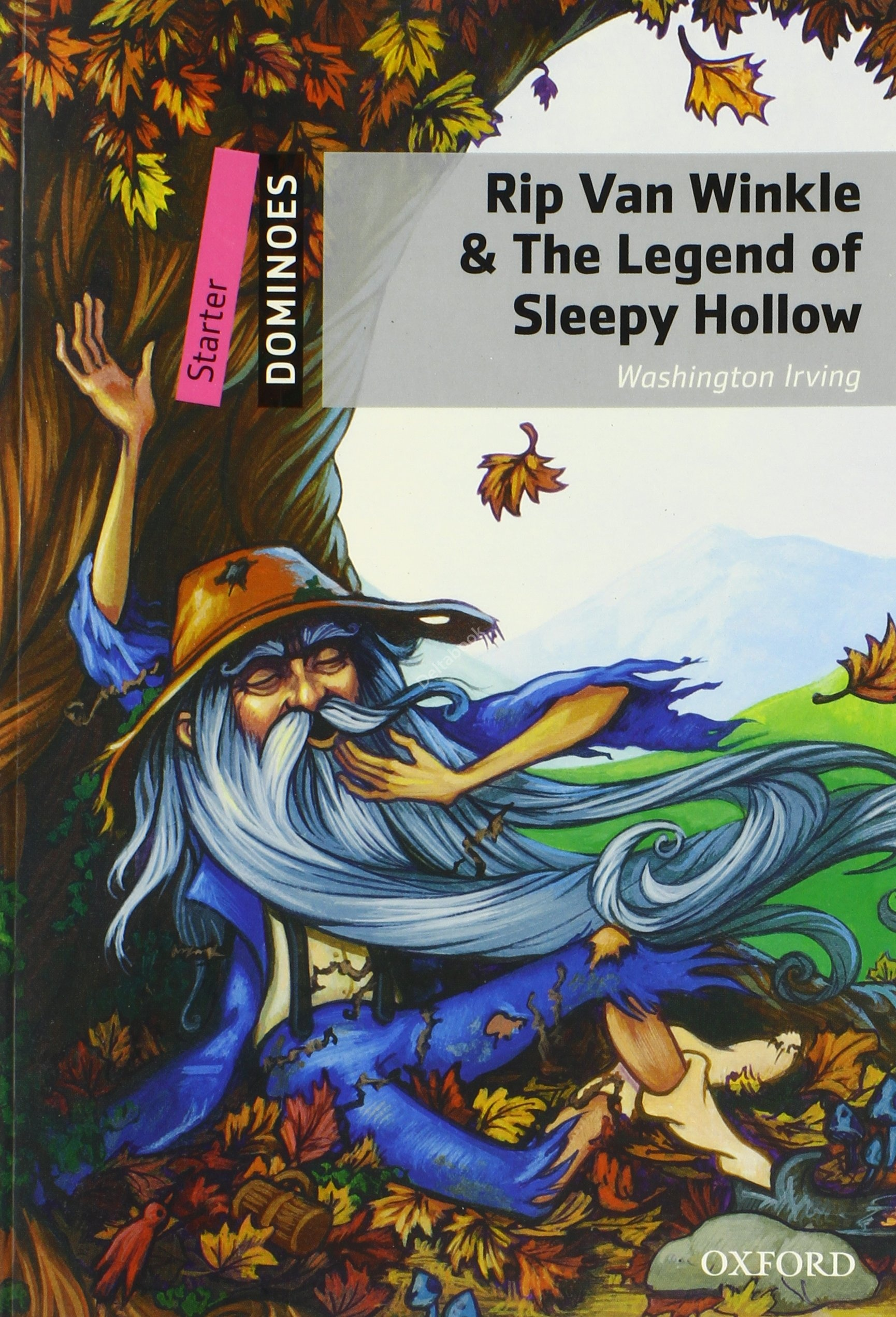 Rip Van Winkle & The Legend of Sleepy Hollow + MultiROM   Story Collections