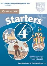 Cambridge Young Learners English Tests Starters 4 Student's Book   Учебник