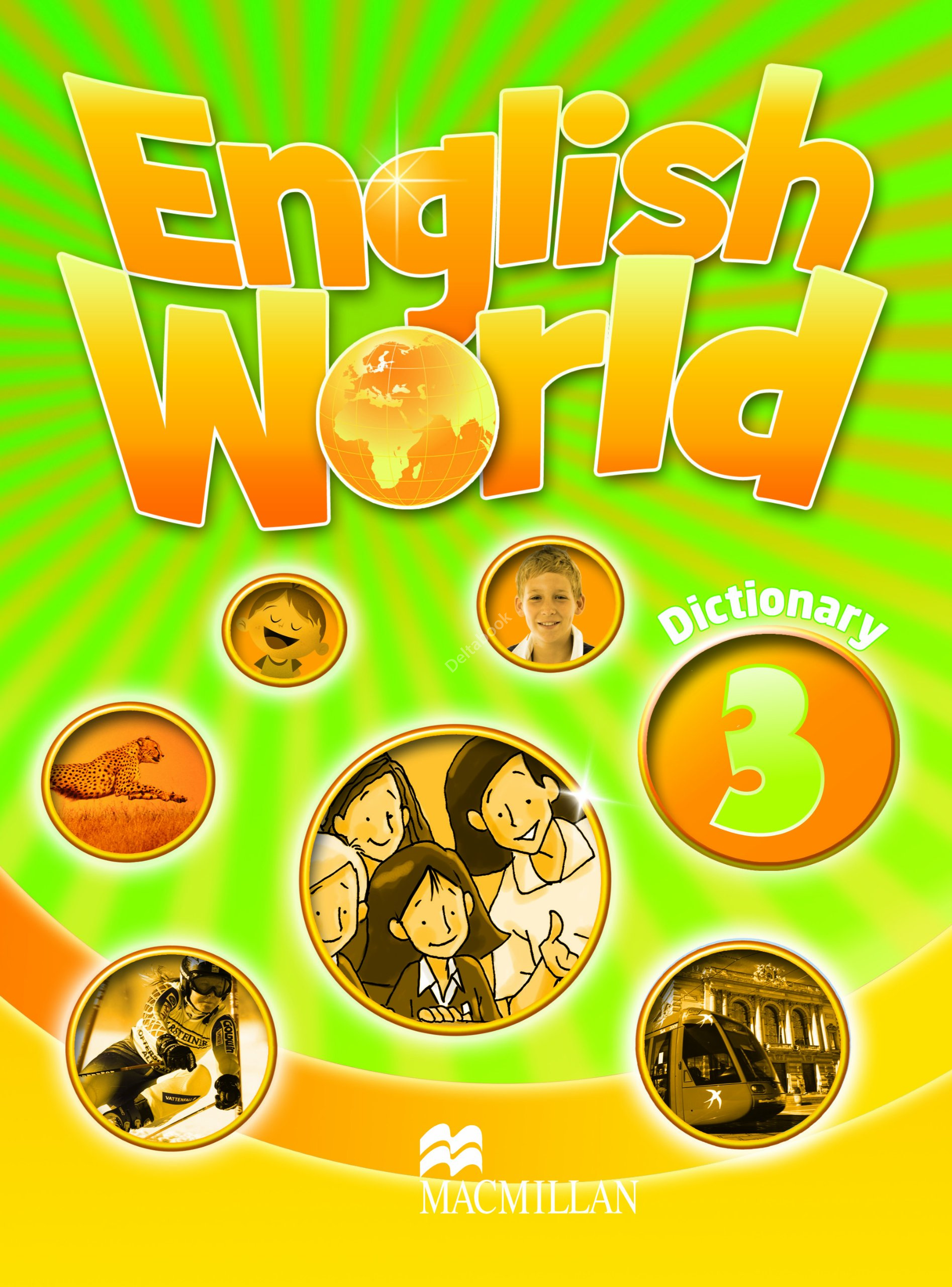 English World 3 Dictionary  Словарь