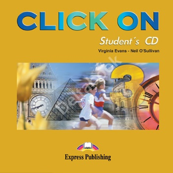 Click On 3 Student's Audio CD  Аудио CD для работы дома