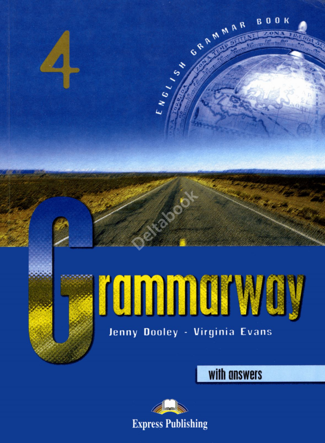 Grammarway 4 Student's Book + key   Учебник + ответы