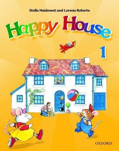 Happy House 1 Class Book  Учебник