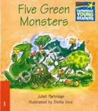 Five Green Monsters