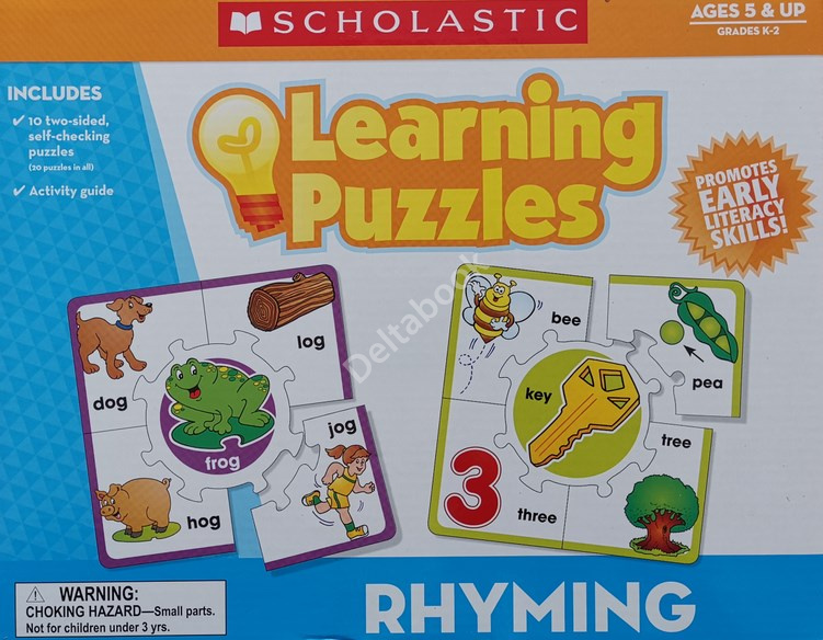 Learning Mats: Rhyming