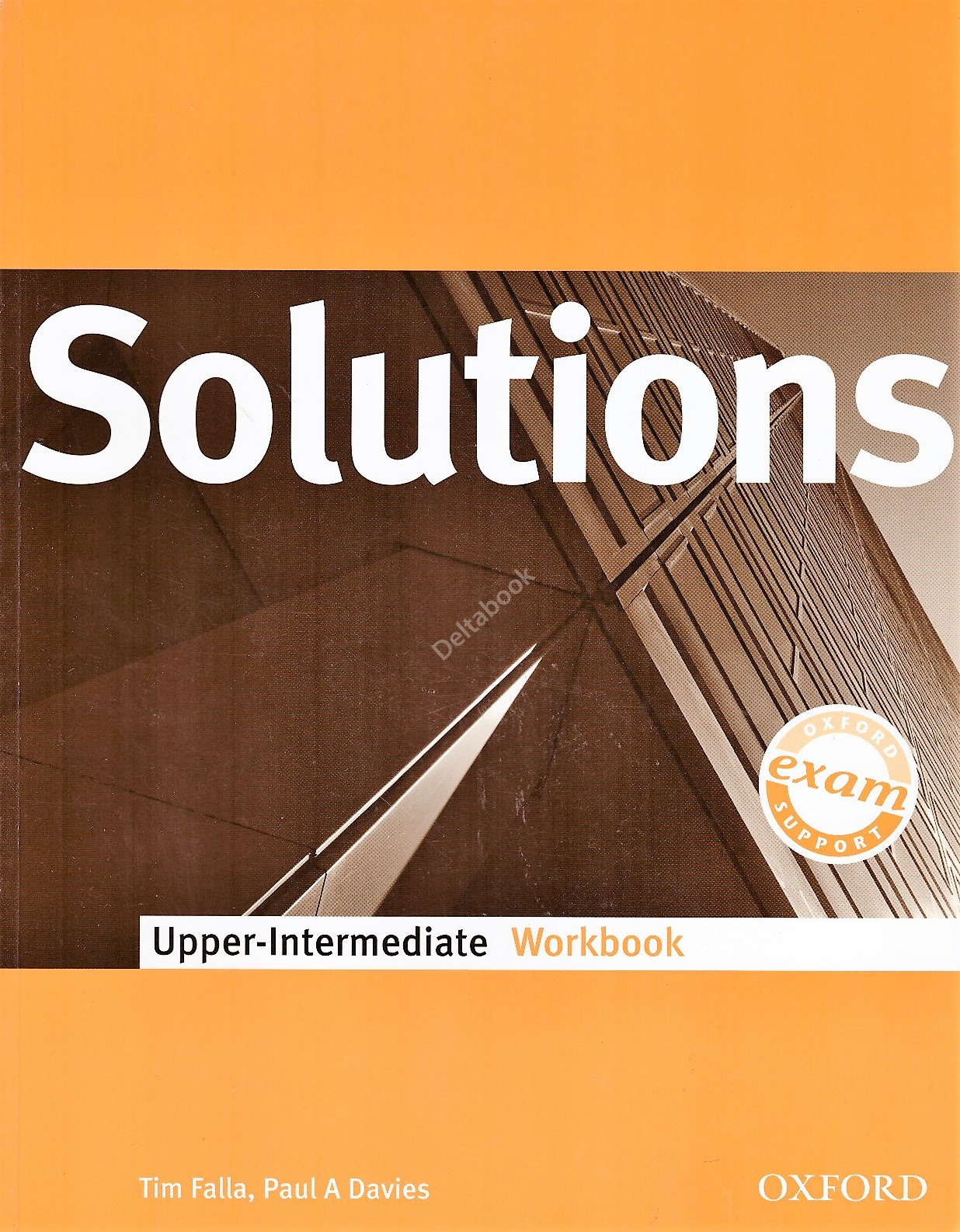 Solutions Upper-Intermediate Workbook  Рабочая тетрадь