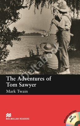 Macmillan Readers: The Adventures of Tom Sawyer + Audio CD