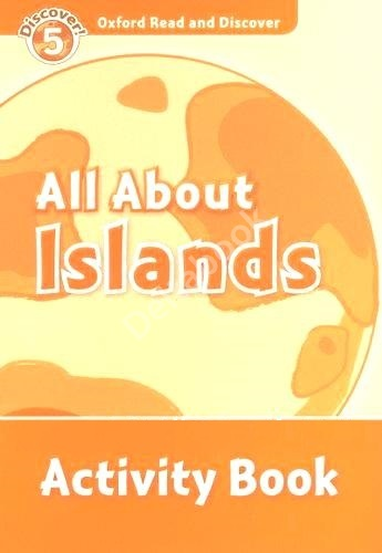 All About Islands Activity Book