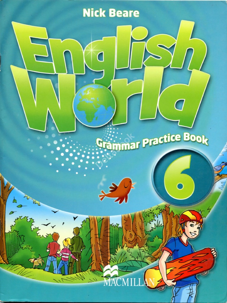 English World 6 Grammar Practice Book  Грамматика