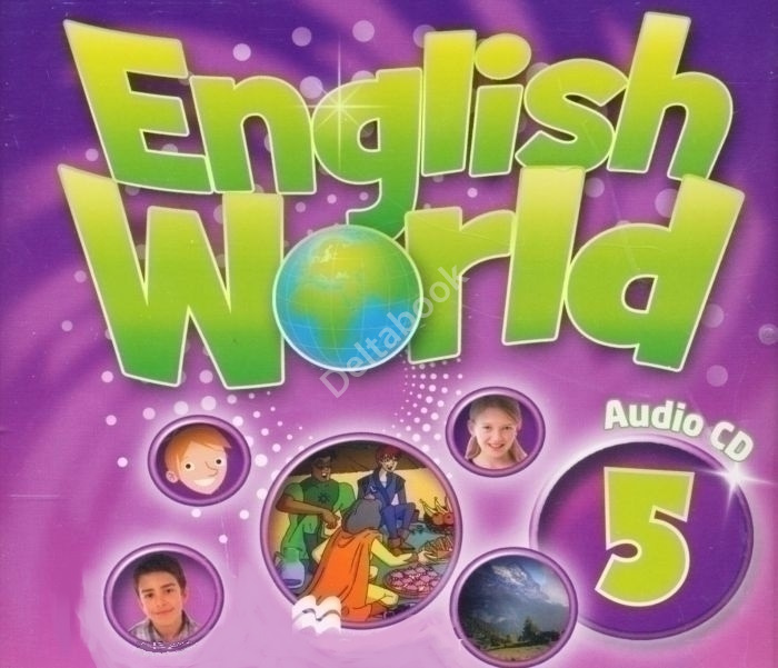 English World 5 Class Audio CD  Аудиодиски