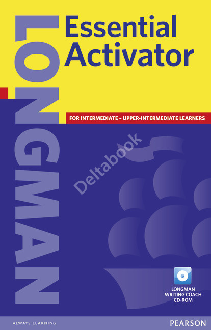 Longman Essential Activator + CD-ROM (2nd Edition)