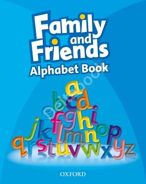 Family and Friends Alphabet Book  Алфавит