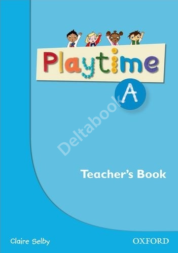 Playtime A Teacher's Book  Книга учителя