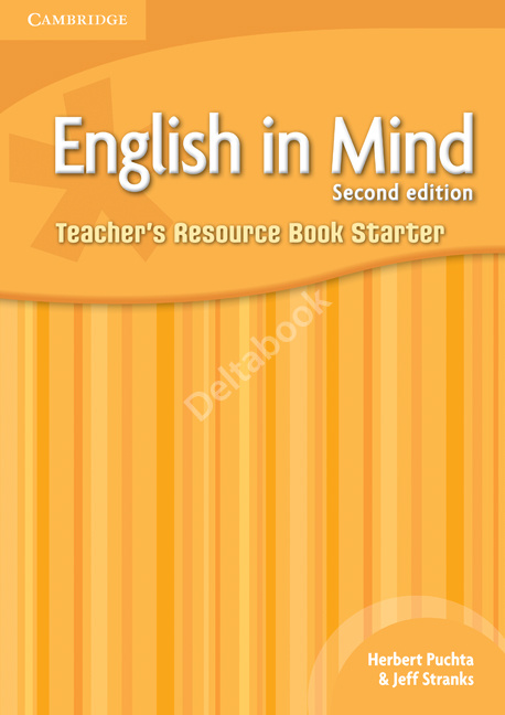 English in Mind (Second Edition) Starter Teacher's Resource Book  Книга для учителя