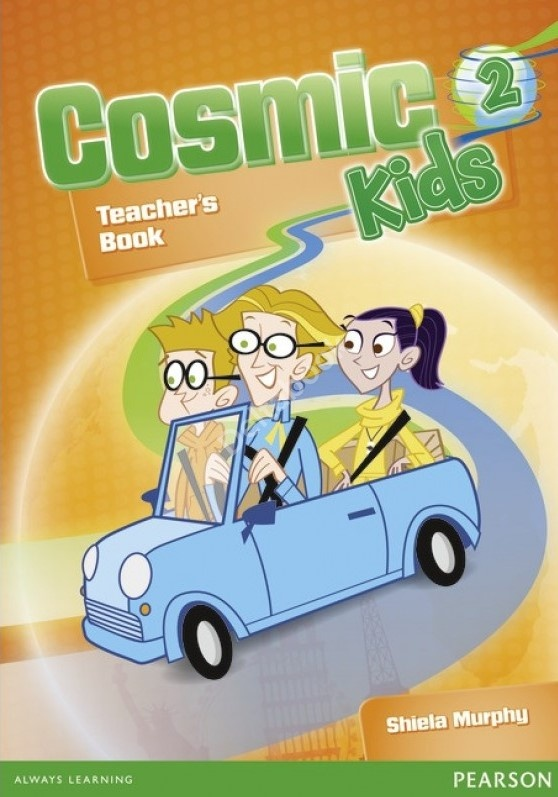 Cosmic Kids 2 Teacher's Book + ActiveTeach   Книга для учителя