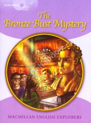 Young Explorers 5 Bronze Bust Mystery