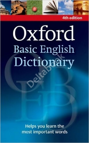 Oxford Basic English Dictionary (4th Edition)