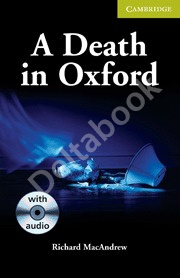 A Death in Oxford + Audio CD