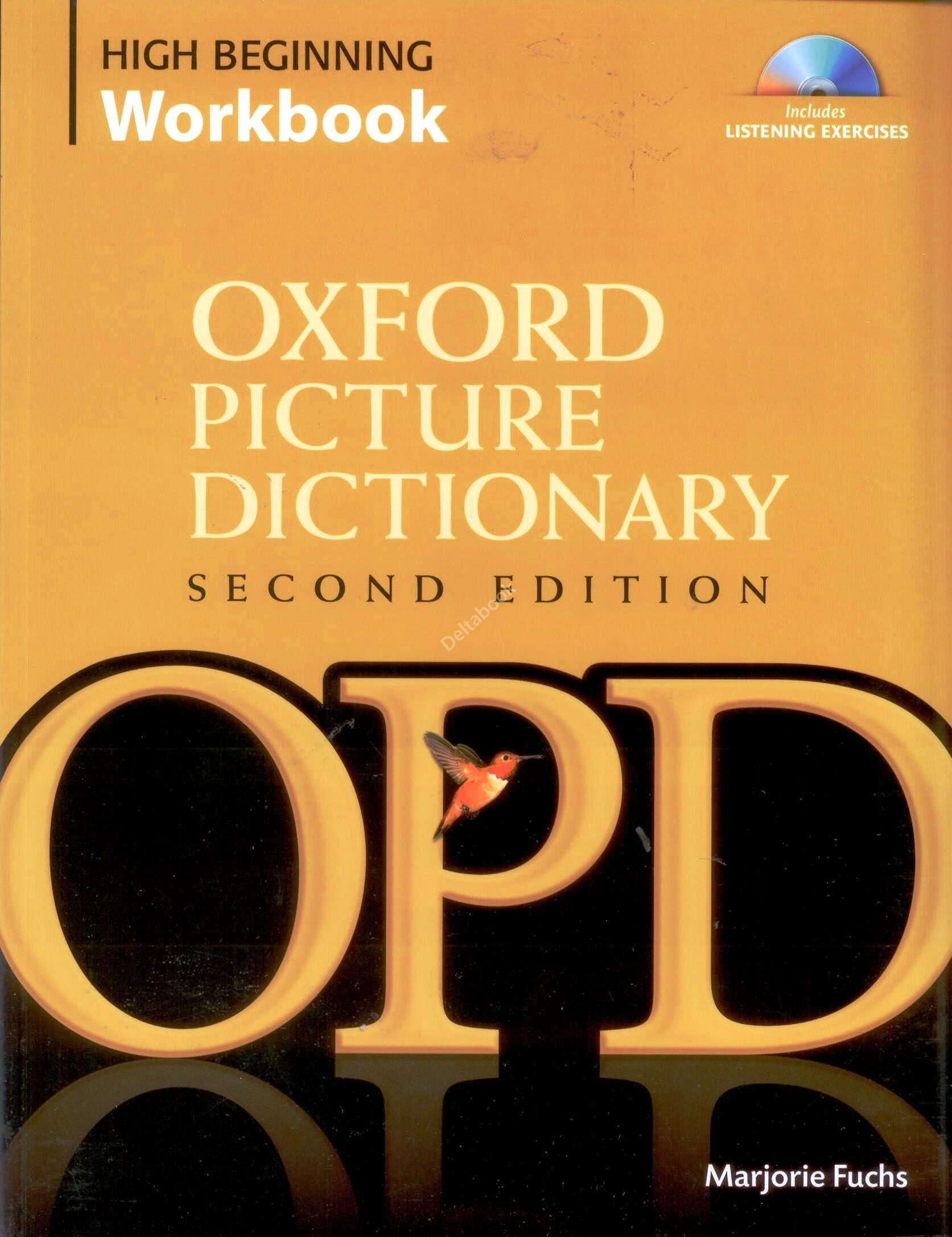 Oxford Picture Dictionary High-Beginner Workbook (2nd Edition)