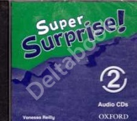 Super Surprise! 2 Class CD   Audio CD к учебнику