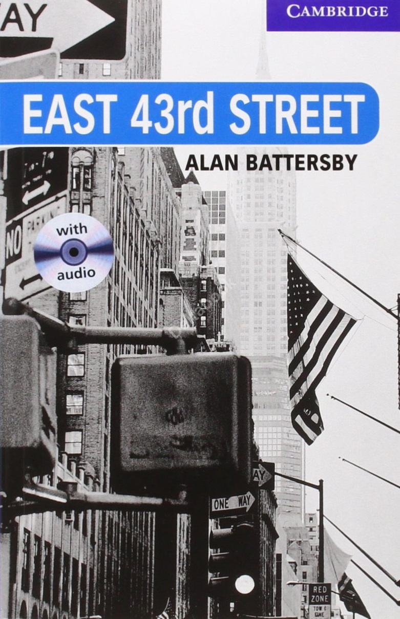 East 43rd Street + Audio CD