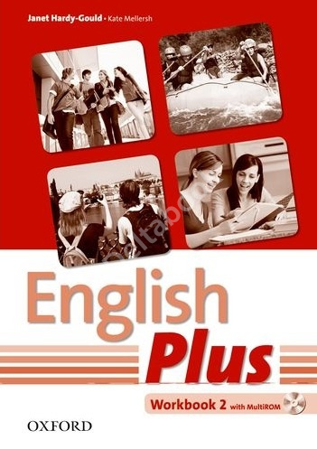 English Plus 2 Workbook + MultiROM  Рабочая тетрадь