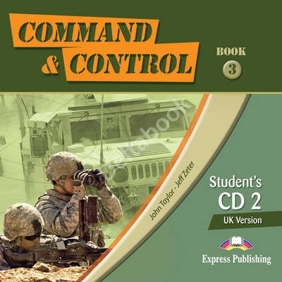 Career Paths Command and Control Class Audio CDs (part 2)   Аудио диски (часть 2)