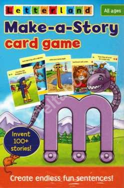 Make a Story Card Game (64 pieces)