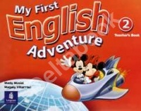 My First English Adventure 2 Teacher's Book  Книга для учителя