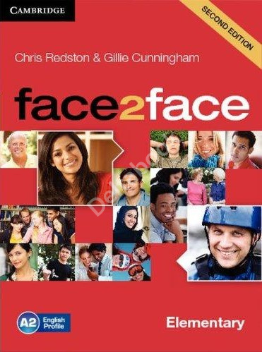 Face2Face (Second Edition) Elementary Class Audio CDs  Аудиодиски