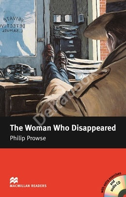 The Woman Who Disappeared + Audio CD