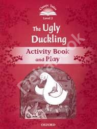 The Ugly Duckling Activity Book and Play