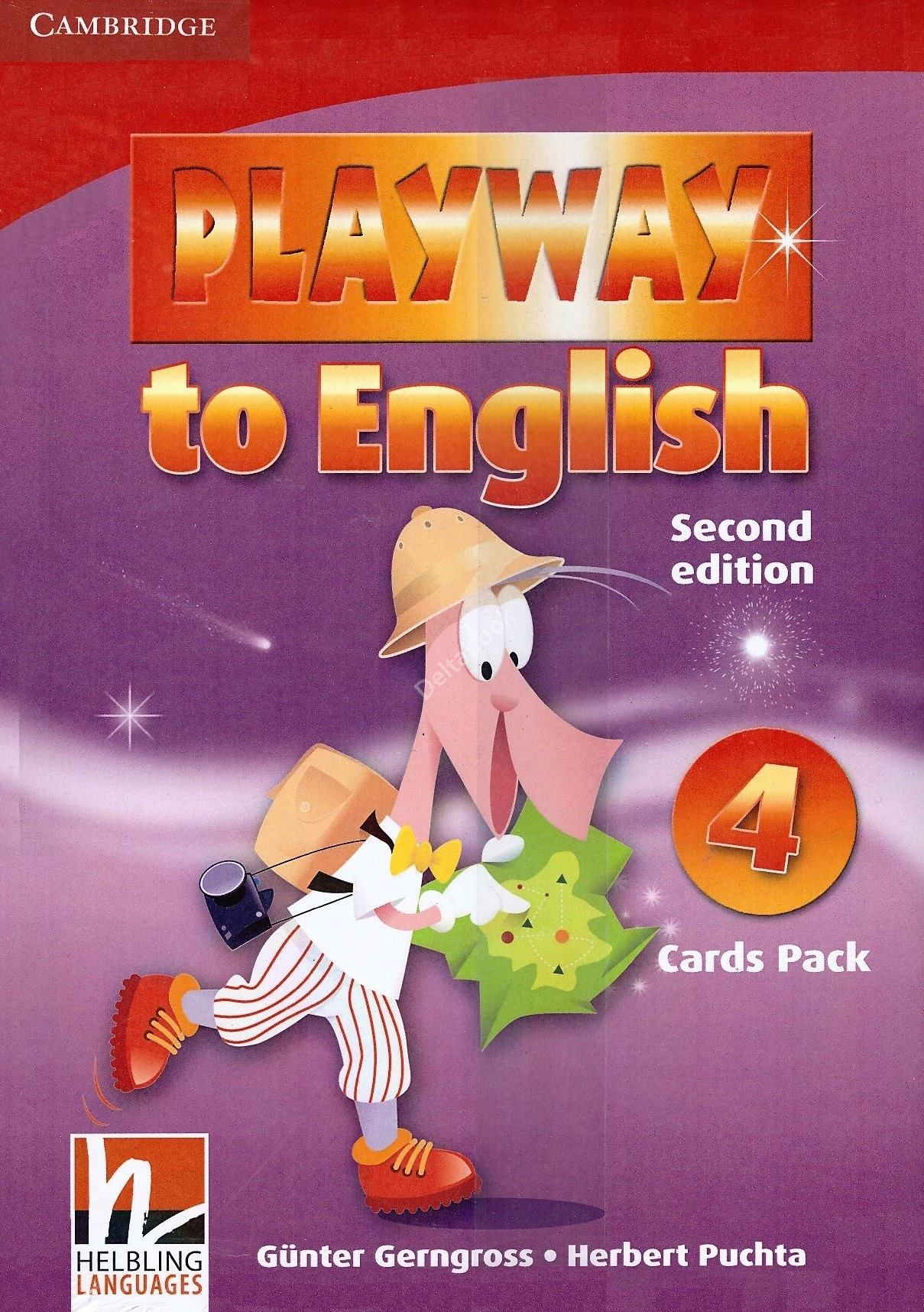 Playway to English 4 Cards Pack  Флэшкарты