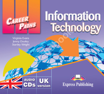 Career Paths Information Technology Class Audio CDs (2)  Аудио диски