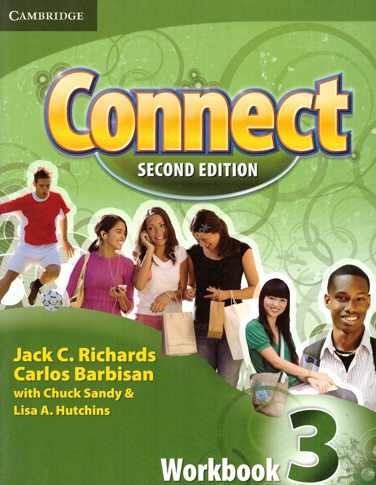 Connect 3 (Second Edition) Workbook  Рабочая тетрадь